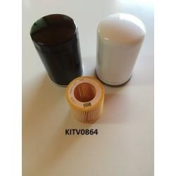 KITV0864 Kit Filtres