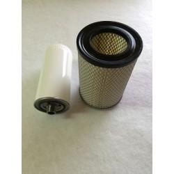 KITF0302 Kit Filtres air-huile