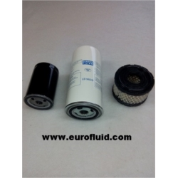 KITV0852 Kit Filtres pour 2200902304