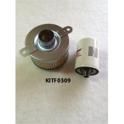 KITF0309 Kit filtres air-huile