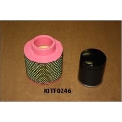 KITF0246 Kit Filtres air-huile