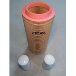 KITF1406 Kit Filtres air-huile