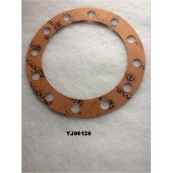 YJ00130 Joint plat troué pour YV0102 application kaeser